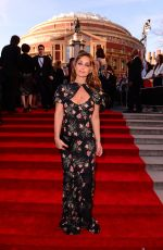 LOUISE REDKNAPP at Olivier Awards in London 04/09/2017