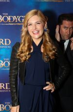 LUCY DURACK at The Bodyguard Musical Premiere in Sydney 04/27/2017
