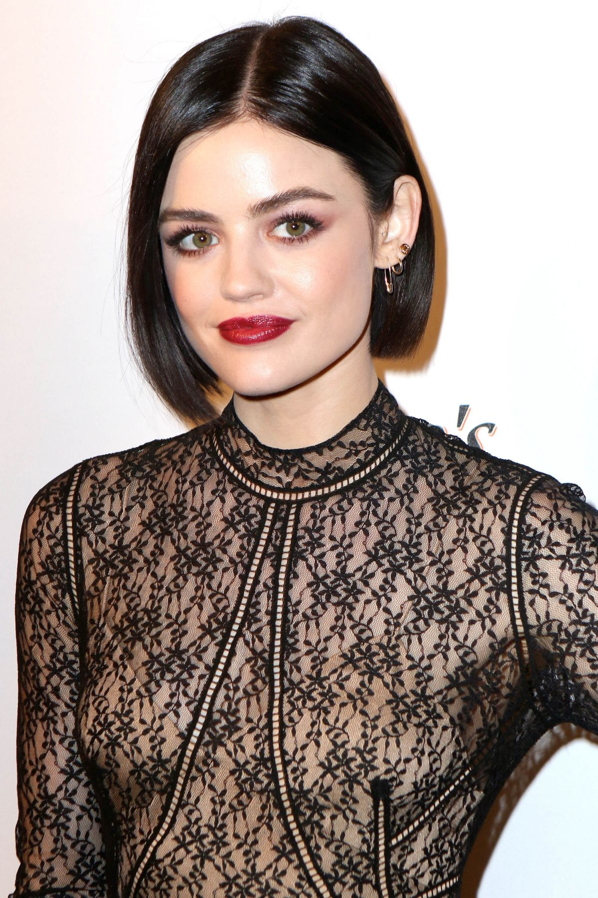 LUCY HALE at ASPCA 20th Annual Bergh Ball in New York 04/20/2017