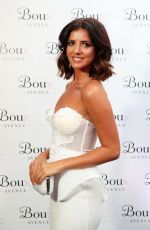LUCY MECKLENBURGH at Boux Avenue Spring/Summer 2017 Launch in London 04/26/2017