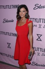 LUCY MECKLENBURGH at Pretty Little Thing Shape x Stassie Launch Party in Hollywood 04/11/2017