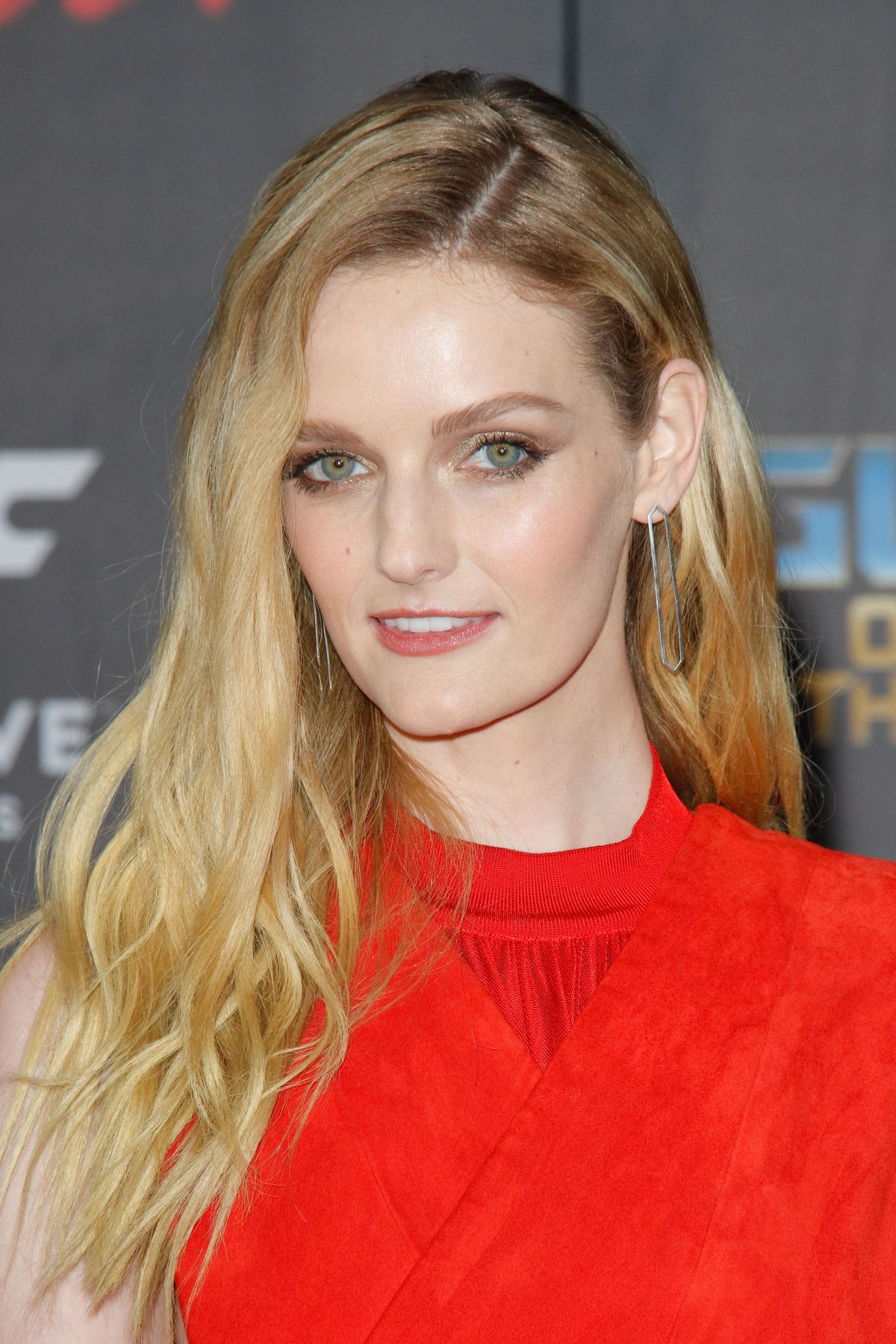 LYDIA HEARST at Guardians of the Galaxy Vol. 2 Premiere in Hollywood 04/19/2017