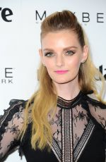 LYDIA HEARST at Marie Claire Celebrates Fresh Faces in Los Angeles 04/21/2017