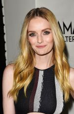 LYDIA HEARST Leaves Mama Shelters Restaurant in Los Angeles 04/26/2017