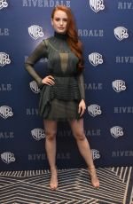 MADELAINE PETSCH at Riverdale' TV Series Photocall in Mexico City 04/06/2017