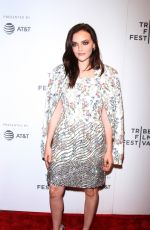 MADELINE BREWER at The Handmaid's Tale Premiere at 2017 Tribeca Film Festival in New York 04/21/2017