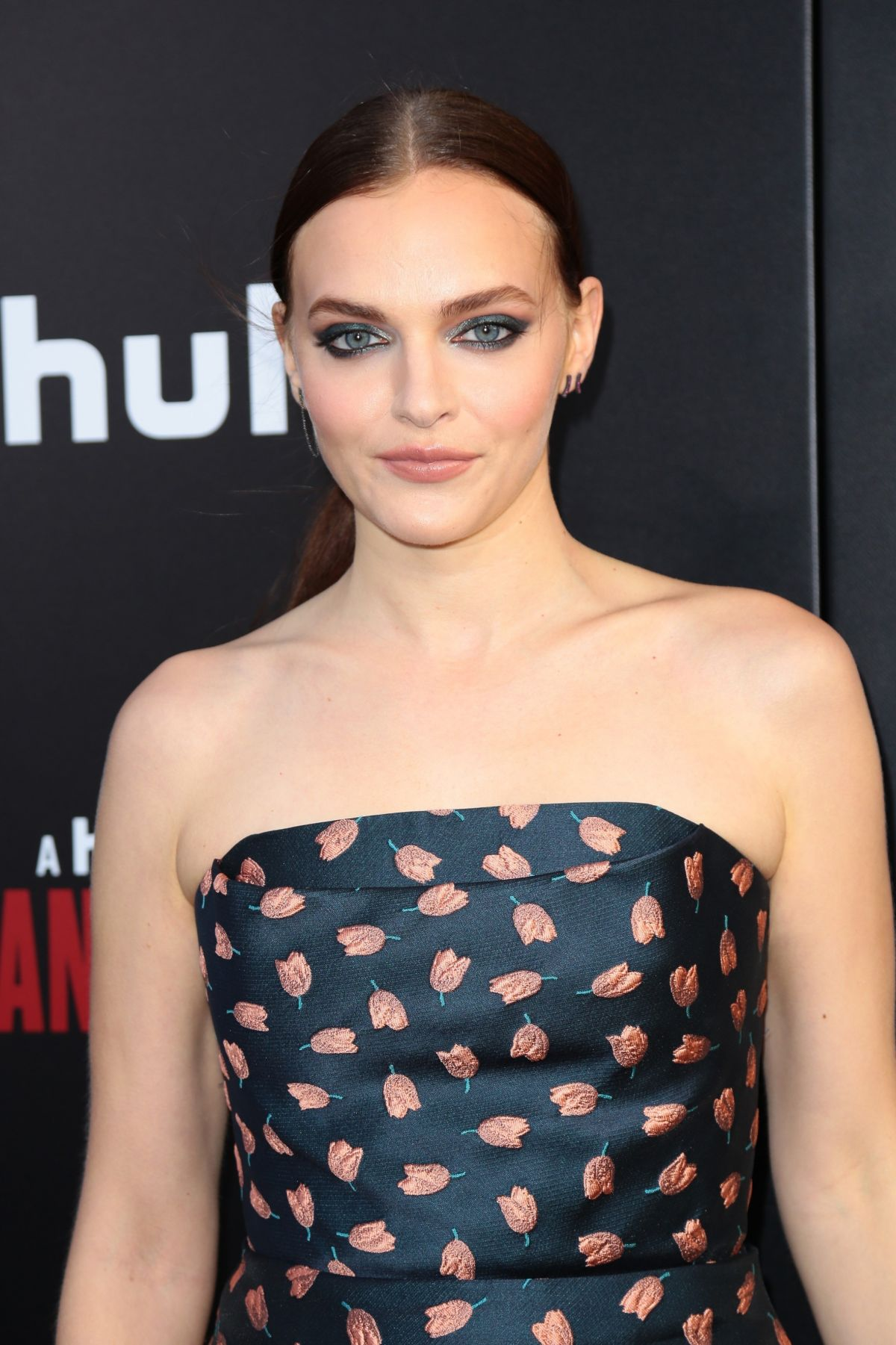 MADELINE BREWER at The Handmaid's Tale Premiere in Los Angeles 04/25/2017