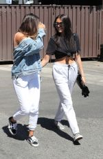 MADISON BEER Out and About in West Hollywood 03/31/2017