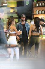 MADISON BEER Out for Lunch at Earthbar in West Hollywood 04/03/2017