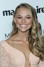MADISON ISEMAN at Marie Claire Celebrates Fresh Faces in Los Angeles 04/21/2017