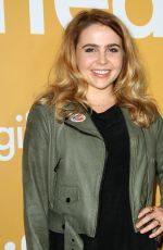 MAE WHITMAN at Gifted Premiere in Los Angeles 04/04/2017