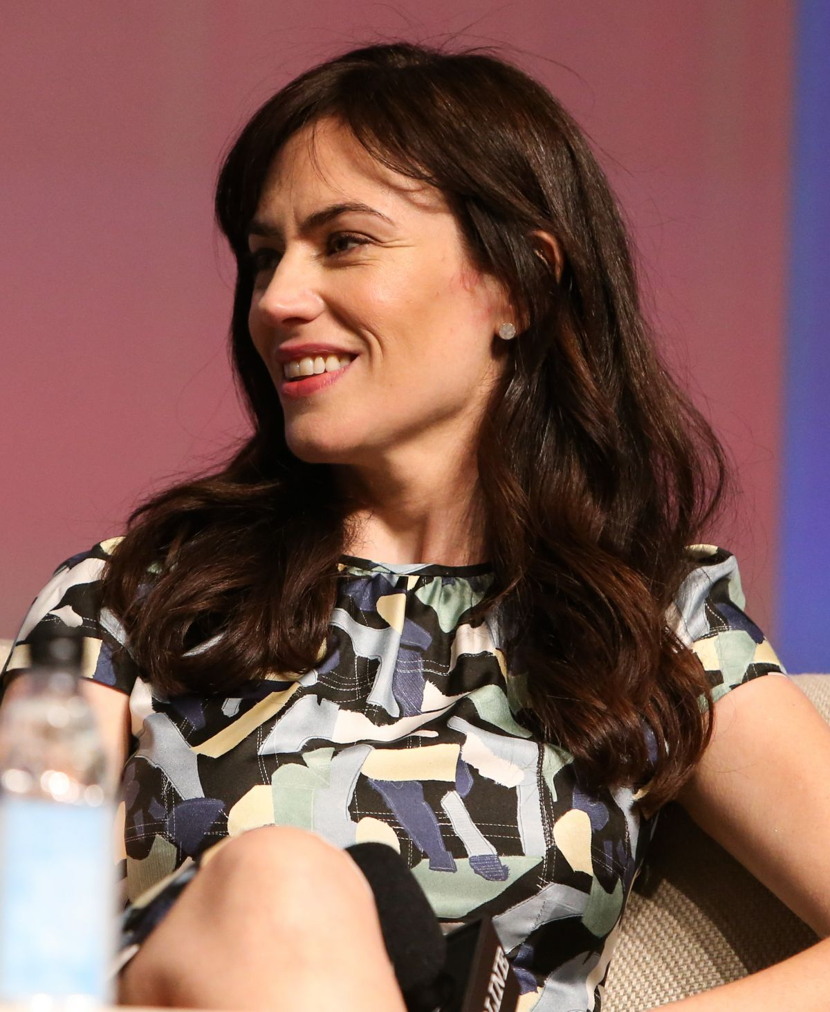MAGGIE SIFF at Contenders Emmys Presented by Deadline in Los Angeles 04/09/2017