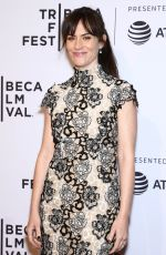 MAGGIE SIFF at One Percent More Humid Premiere in New York 04/21/2017