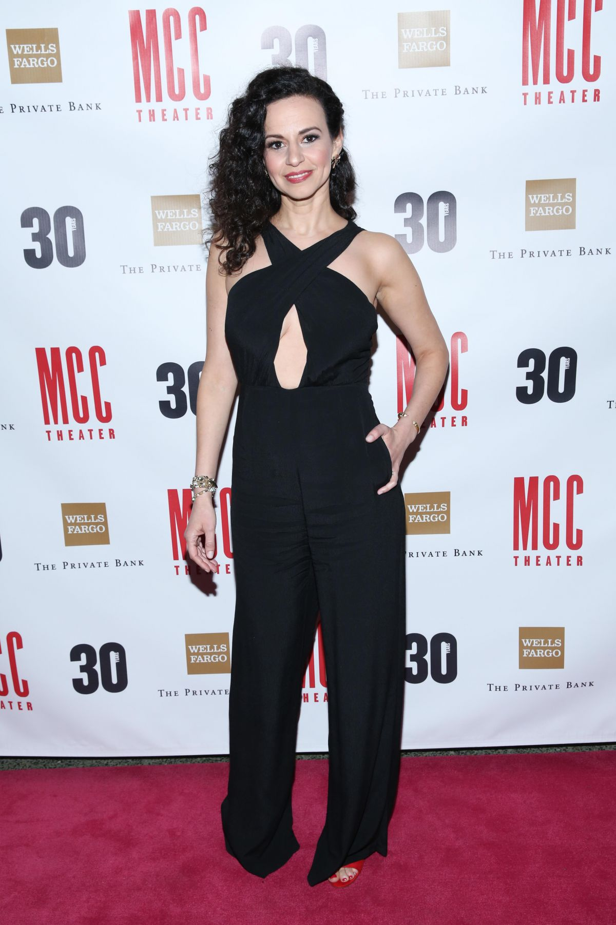 MANDY GONZALEZ at Miscat 2017 Gala in New York 04/03/2017