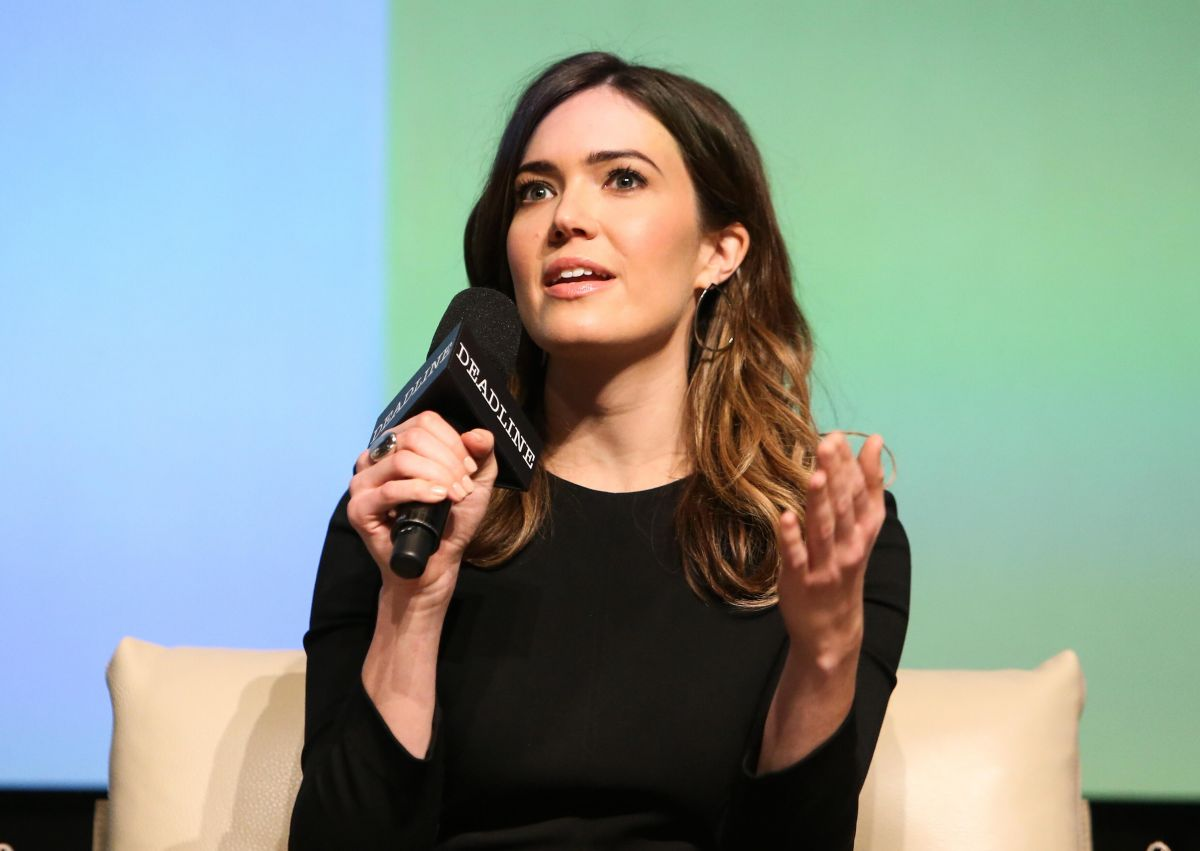 MANDY MOORE at Contenders Emmys Presented by Deadline in Los Angeles 04/09/2017