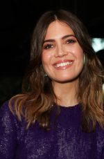 MANDY MOORE at Marie Claire Celebrates Fresh Faces in Los Angeles 04/21/2017