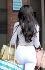 MARA TEIGEN in Tight Jeans Out in Beverly Hills 04/26/2017
