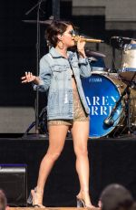 MAREN MORRIS at Stagecoach Music Festival 2017 in Indio 04/29/2017