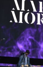 MAREN MORRIS Performs at Tortuga Music Festival at the Fort Lauderdale Beach Park 04/08/2017