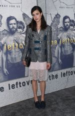 MARGARET QUALLEY at The Leftovers, Season 3 Premiere in Los Angeles 04/04/2017
