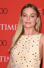 MARGOT ROBBIE at 2017 Time 100 Gala in New York 04/25/2017