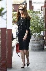 MARIA SHRIVER Out and About in Beverly Hills 04/18/2017