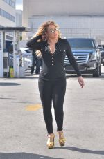 MARIAH CAREY Out and About in Beverly Hills 04/18/2017