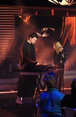 MARIAN HILL Performs at Good Morning America 04/07/2017