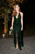MARINA RUY BARBOSA at Amfar Inspiration Gala in Sao Paulo 04/27/2017
