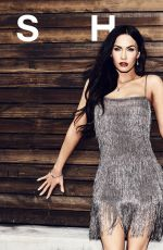 MEGAN FOX for Lotus Watches, April 2017