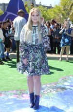 MEGHAN TRAINOR at Smurfs: The Lost Village Premiere in Los Angeles 04/01/2017