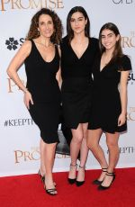MELINA KANAKAREDES at The Promise Premiere in Hollywood 04/12/2017