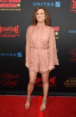 MELISSA CLAIRE EGAN at Daytime Emmy Awards Nominee Reception in Los Angeles 04/26/2017