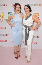 MICHELLE and MELISSA MACEDO at Girlboss Premiere in Los Angeles 04/17/2017