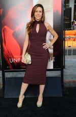 MICHELLE CLUNIE at Unforgettable Premiere in Los Angeles 04/18/2017