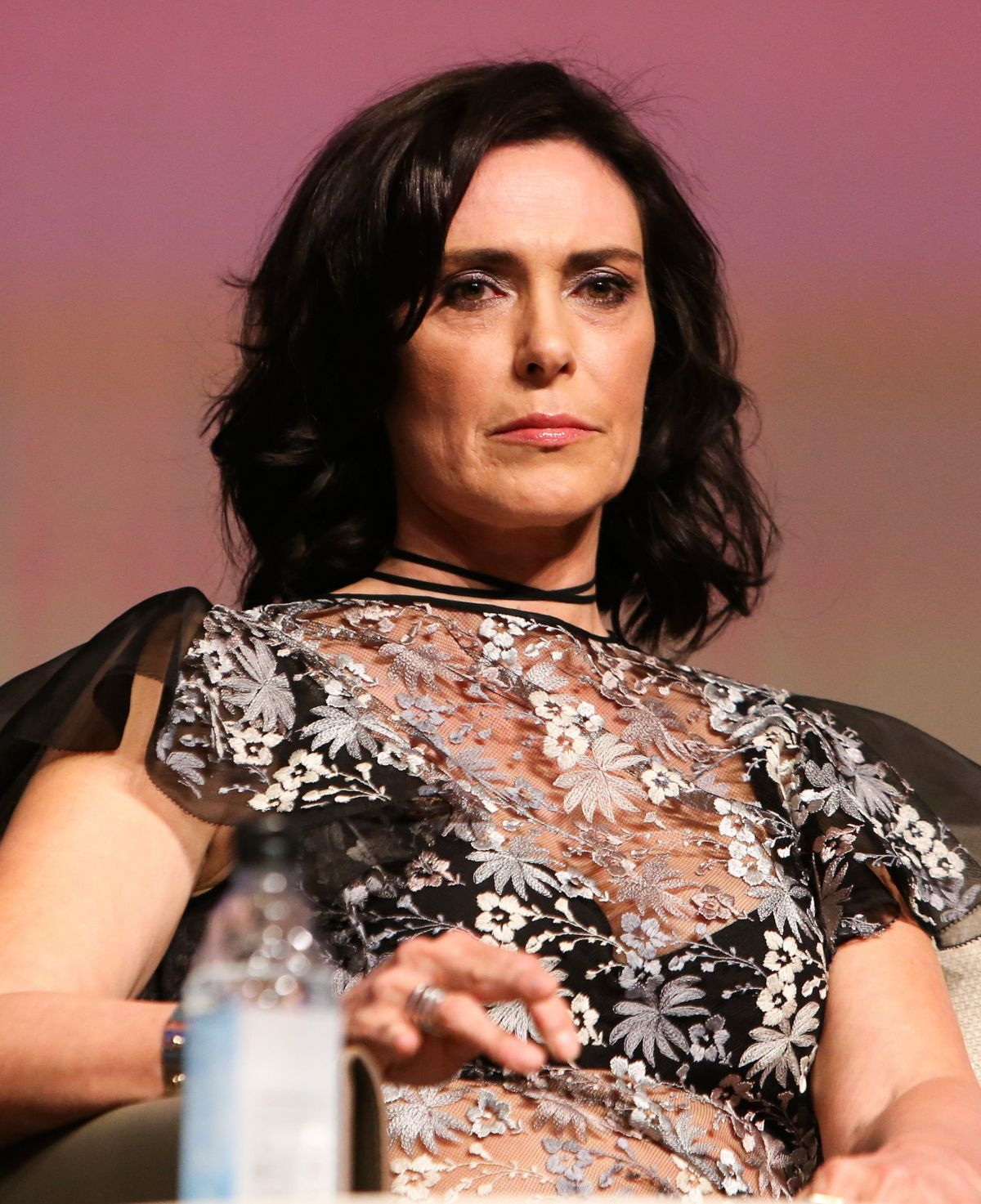 MICHELLE FORBES at Contenders Emmys Presented by Deadline ... Michelle Forbes Birthday