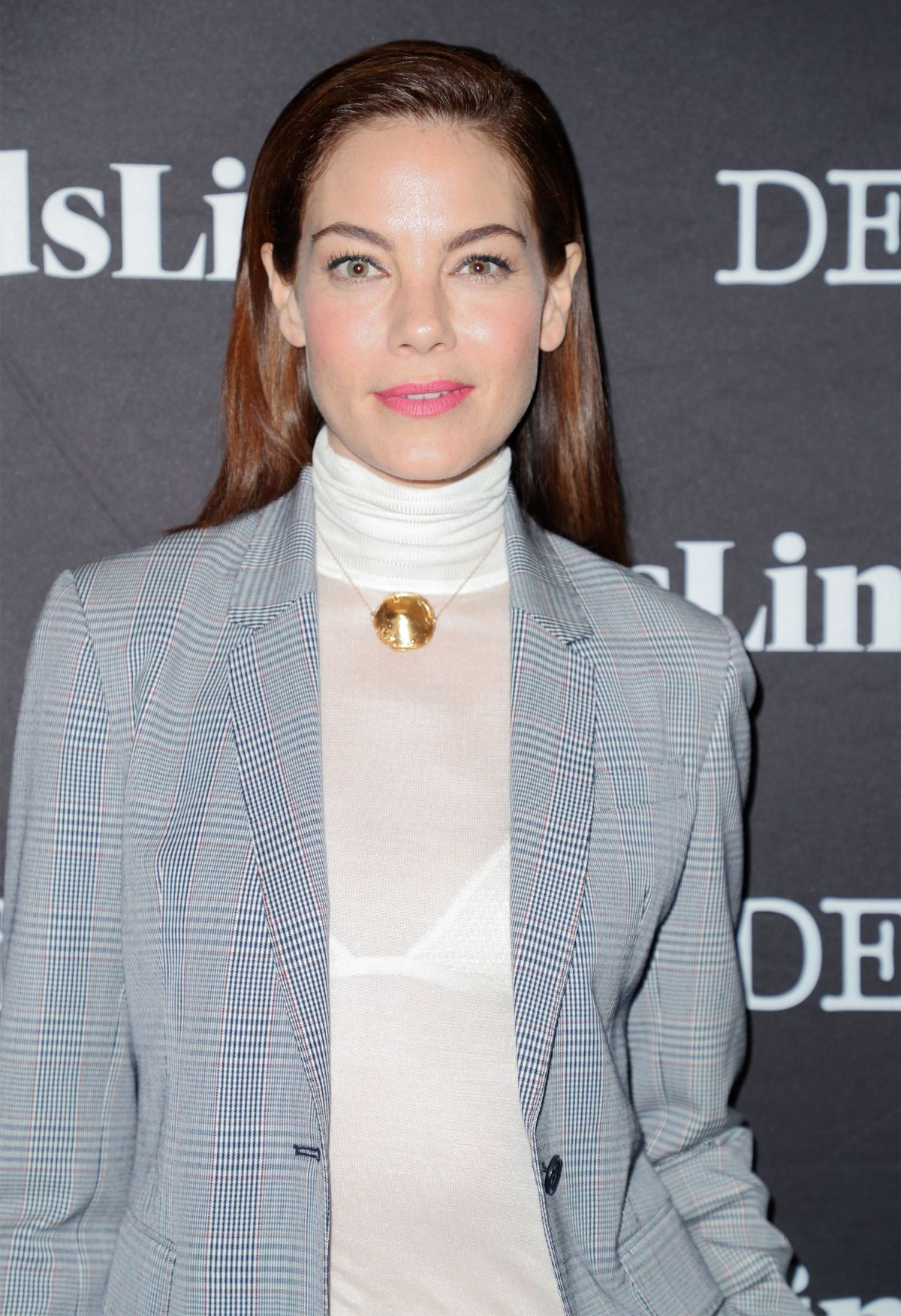 MICHELLE MONAGHAN at Contenders Emmys Presented by Deadline in Los Angeles 04/09/2017