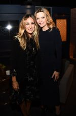 MICHELLE PFEIFFER at Variety Studio: Actors on Actors in Los Angeles 04/01/2017