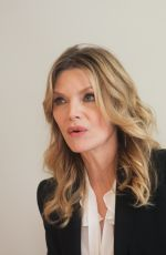 MICHELLE PFEIFFER at Wizard of Lies Press Conference in Beverly Hill 04/01/2017