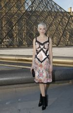 MICHELLE WILLIAMS at Louis Vuitton Dinner Party in Paris 04/11/2017