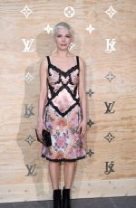 MICHELLE WILLIAMS at Louis Vuitton Dinner Party in Paris 04/11/2017