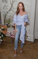 MILLIE MACKINTOSH at Healthy Eating blogger and Writer Madeleine Shaw in London 04/25/2017
