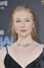MOLLY QUINN at Guardians of the Galaxy Vol. 2 Premiere in Hollywood 04/19/2017