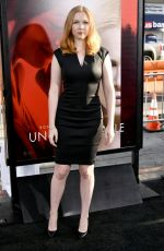 MOLLY QUINN at Unforgettable Premiere in Los Angeles 04/18/2017