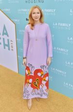 MOLLY QUINN at LA Family Housing Awards in Los Angeles 04/27/2017