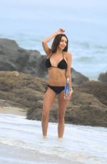NABILLA BENATTIA in Bikini for 138 Water Photoshoot at Miami Beach 04/27/2017