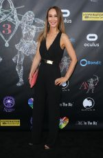 NADIA JORDAN at Artemis Women in Action Film Festival Gala in Los Angeles 04/21/2017