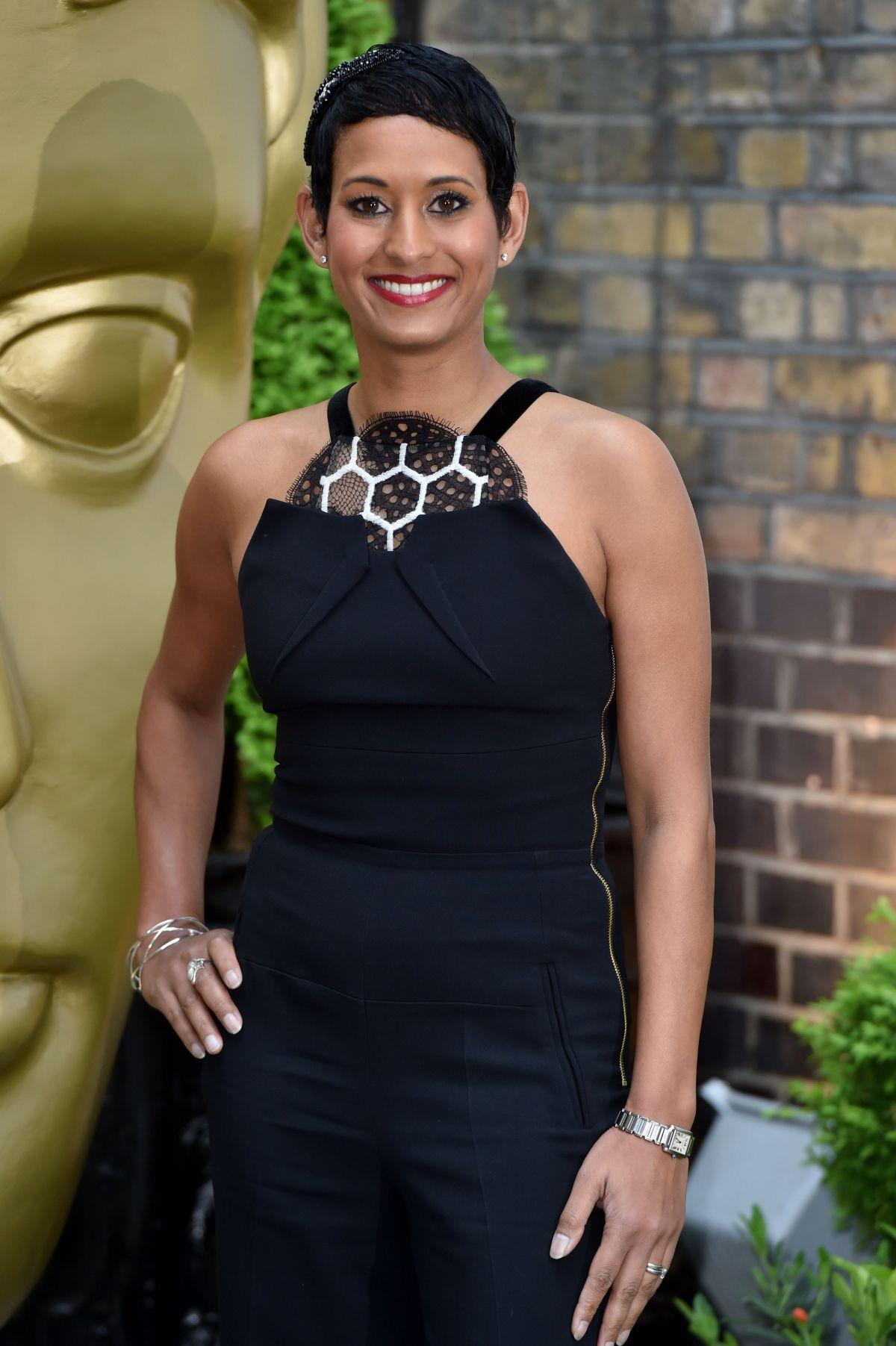 NAGA MUNCHETTY at British Academy Television Craft Awards in London 04/23/2017