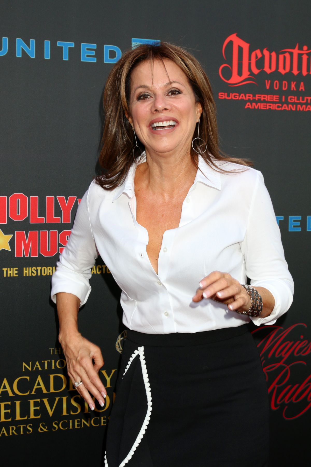 NANCY LEE GRAHN at Daytime Emmy Awards Nominee Reception in Los Angeles 04/26/2017