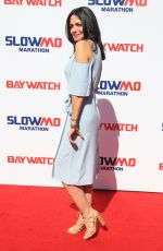 NANCY VALEN at Baywatch Casts Hosts Slomo Marathon in Los Angeles 04/22/2017